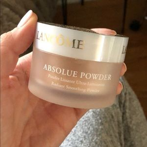 Lancôme absolute powder absolute pearl